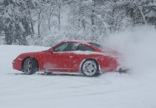 Snow Driving Experience v Thomatal